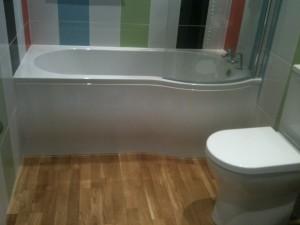 Plumber in Keynsham offering bathroom Installations