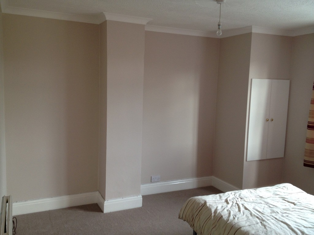 Bedroom refurb finished